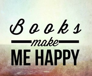 books, happy, and life image
