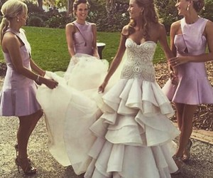 awesome, bridesmaids, and beautiful image
