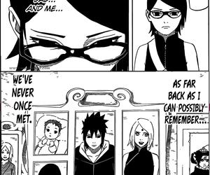 manga, naruto, and OMG image