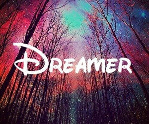 dreamer, Dream, and disney image