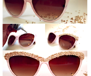 diy and sunglasses image