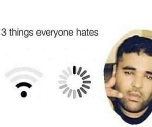 naughty boy, funny, and hate image