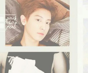 chanyeol, exo, and kpop image
