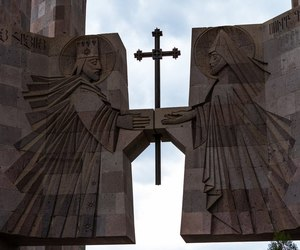 armenia, armenian, and stone image
