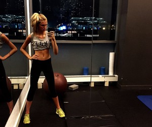 beauty, hot body, and train image