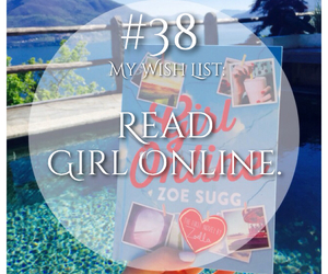 blogger, book, and girl image