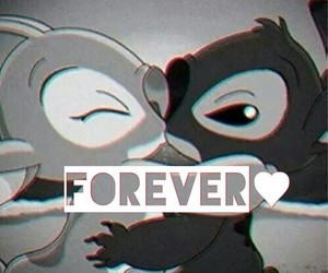 forever and stich image