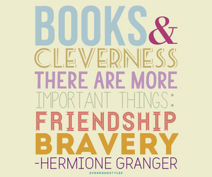 book, quote, and bravery image