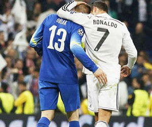 cristiano, real madrid, and cr7 image