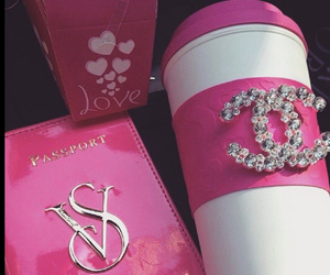 chanel, girly, and love image
