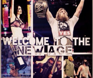 new age, divas champion, and paige image