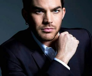 adam lambert and boy image