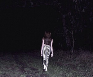 grunge, girl, and Darkness image