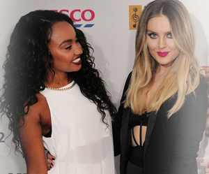 little mix, perrie edwards, and lerrie image