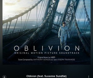 m83, movie, and Oblivion image