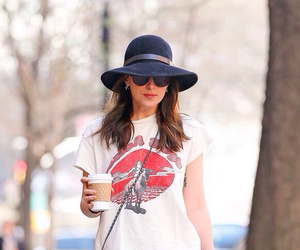 nyc and dakota johnson image