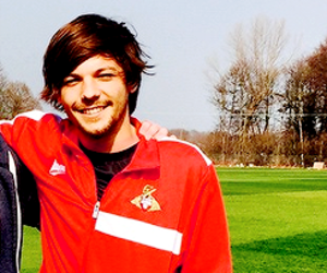 louis tomlinson, one direction, and boy image