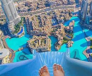 summer, amazing, and pool image