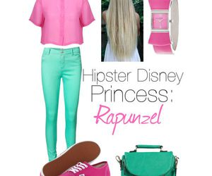 outfit and princess image