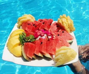 breakfast, FRUiTS, and goodvibes image