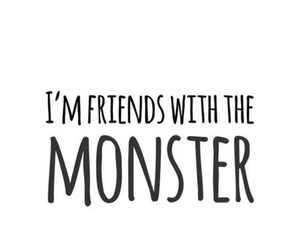 monster, rihanna, and friends image