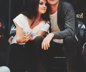ashton kutcher, Mila Kunis, and couple image