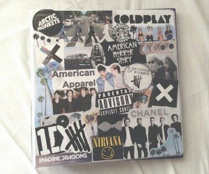 5sos, bands, and coldplay image