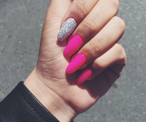 beautiful, glam, and manicure image