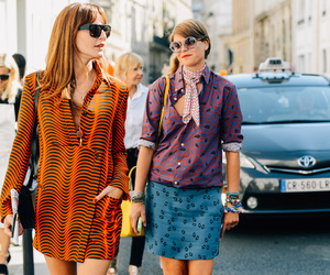 fashion, street style, and Style.com image