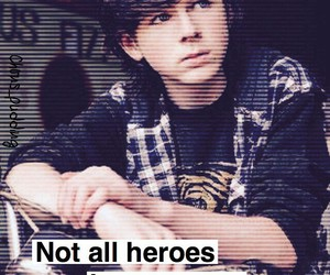 chandler, hero, and chandler riggs image