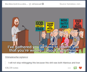family guy, god, and tumblr post image