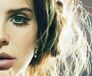 lana del rey, eyes, and lana image