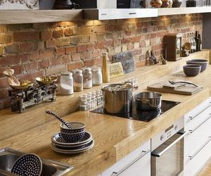 kitchen, design, and decoration image