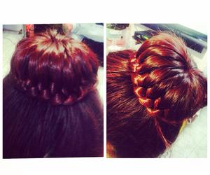 braid, braids, and fashion image