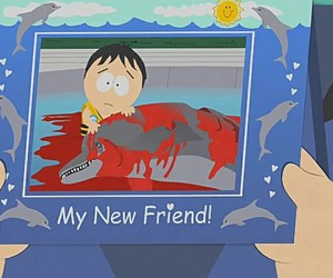 dolphin, South park, and stan image
