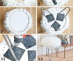 diy, decor, and chair image