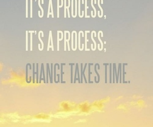 change and PROCESS image