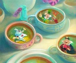 disney, alice in wonderland, and alice image