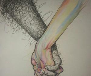 art, drawing, and nice image