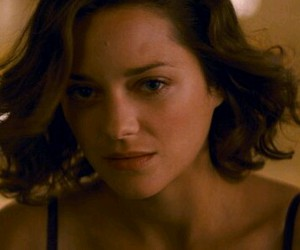Marion Cotillard and inception image