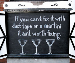 martini, text, and fix image