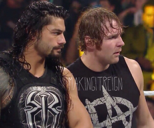 wwe, smackdown, and roman reigns image