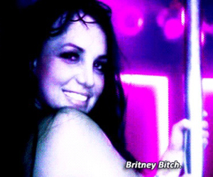 blackout, britney spears, and gimme more image