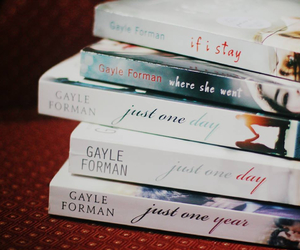 book and gayle forman image