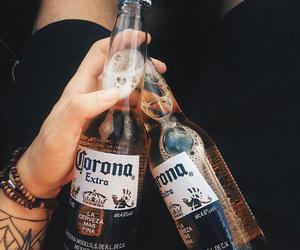 beer and corona image