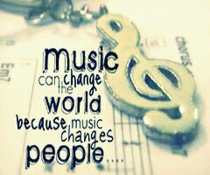 music, life, and people image