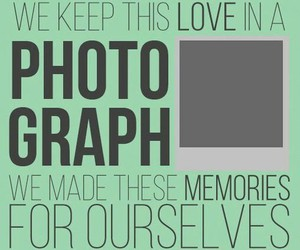 photograph, ed sheeran, and ed image