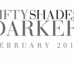 Jamie Dornan, dakota johnson, and fifty shades darker image