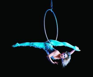 circus, dance, and girl image
