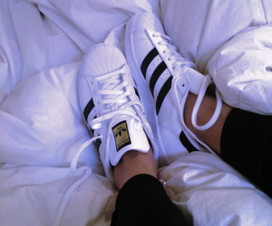 adidas, fashion, and grunge image